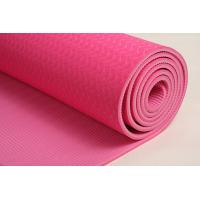 Wholesale Non-slip Eco friendly TPE yoga mat-best yoga mat supplier from china suppliers