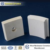 Buy cheap Chemshun Alumina Ceramic Tile Sheet with Excellent Wear Resistance from wholesalers