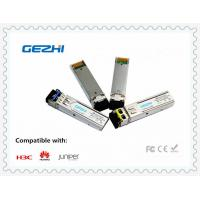 Wholesale SFP-1GE-SX-C 1000base-SX 850nm 500m LC Juniper Optical Fiber Transceiver from china suppliers