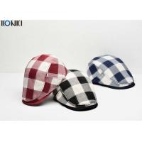 Wholesale Cotton Fabric Custom Painters Hats And Caps With Curved Brim from china suppliers
