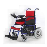 Wholesale Outdoor Power Wheelchair For Handicapped , Collapsible Electric Wheelchair from china suppliers