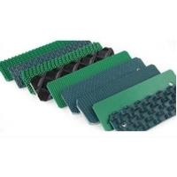 Wholesale green white blue black 4mm 5mm 6mm 7mm 8mm different pattern PVC conveyor green belt from china suppliers