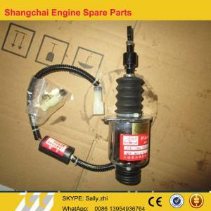 Wholesale C59AL-59AL201+A Solenoid , C6121 Engine parts,  shangchai engine parts in black colour from china suppliers