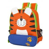 Wholesale Polyester Fabric Kids Satchel Backpack Cute School Bags Tiger Type from china suppliers