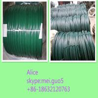 Wholesale 12 gauge single strand pvc coated wire from china suppliers