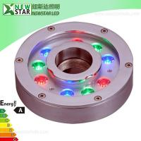 Wholesale 9W IP68 Waterproof CREE LED Underwater Light, LED Fountain Lights from china suppliers