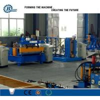 Wholesale Hydraulic Powered Metal Roofing Roll Forming Machine With 3 Groups Rollers from china suppliers
