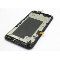 "Wholesale 4.5"" Cell Phone Spare Parts Touch Screen LCD + Display Digitizer Assembly With Frame from china suppliers"