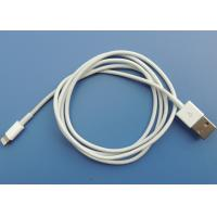 Wholesale iPhone5 Cable Lightning cable with Data Sync / Charging Cable from china suppliers