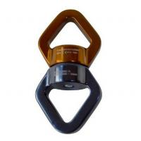 Wholesale Heavy duty double loop spinning swivel.Climbing carabiner from china suppliers