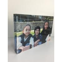 Wholesale Elegent Transparent Acrylic Photo Frame Souvenirs Gifts from china suppliers