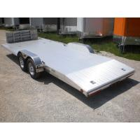 Wholesale Custom Basic 7x4 Aluminum Flatbed Trailer For Cargo / Vehicle Transportation from china suppliers