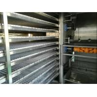 Industrial Automatic Lamination Machine For 1500 Kg Dough Capacity Filled Corissant