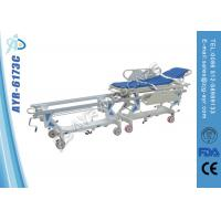 Wholesale Cold Roll Steel Ambulance Patient Transfer Stretcher Cart For Operation Room from china suppliers