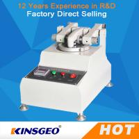 Wholesale KJ-3050 Customized Rubber Testing Machine Wear Resistance Of Skin from china suppliers