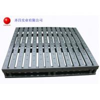 Wholesale Single Face 2- way Metal Galvanized Steel Pallets 1200 mm*1000 mm*150 mm from china suppliers
