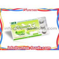 Wholesale Tablet Press Vitamin C Candy , Sugar Free Lifesaver Mints Blister Pack from china suppliers