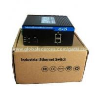 Buy cheap Gigabit PoE(PSE) industrial Ethernet switch, 4x10/100/1000Base-T(x), SFP optical port, EMC from wholesalers