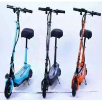 Wholesale Portable Folding Electric Scooter With Seat , Two Wheel E Bike Folding Mini Electric Bike from china suppliers