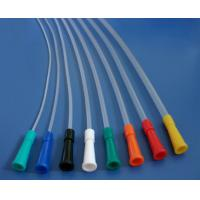 Disposable Medical Grade Tubing PVC Nelaton Catheter Sterlized With All Size