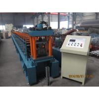 Wholesale Galvanized Steel Metal Roofing Roll Forming Machine 2.0mm - 2.5mm from china suppliers