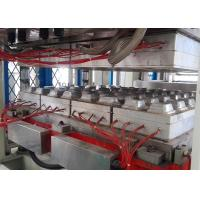 Quality Eco friendly Bamboo Fiber Paper Plate Tableware Making Machine / Pulp Moulding Equipment for sale