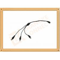 Wholesale Copper Conductor Power Custom Cable Assembly 1 To 3 Y Type Male To Female Cable from china suppliers