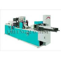 Buy cheap Hot selling napkin folding machine/best sell paper core machine from wholesalers