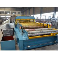 Wholesale Customized Moving Adjustable Line Cold Roll Forming Machine With Mitsubishi PLC from china suppliers