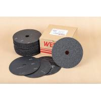 Quality Floor Sanding Abrasives 7 Inch , Cloth Backing Floor Sanding Disc 178mm x 22mm for sale