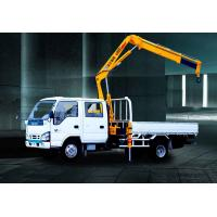 Wholesale Durable XCMG Knuckle Boom Truck Crane 1400kg Wire Rope Raise from china suppliers