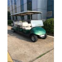 Wholesale Battery Operated 8 Seater Golf Carts , Electric Golf Buggy For 8 Passenger from china suppliers