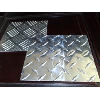 Wholesale High Tensile Embossed Aluminum Sheet Aluminium Checker Plate from china suppliers