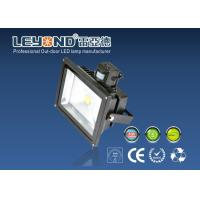 Wholesale Outside 4000k Natural White Led Flood Lights PIR Energy Saving from china suppliers