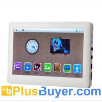Wholesale mediaPad - Full 1080P HD MP4 Player with 5 Inch Touch Screen and FM Radio - White from china suppliers
