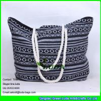 Wholesale LUDA wholesale canvas bags women summer sadu bags from china suppliers