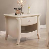 Wholesale Bella Nightstand  Beautiful and Convenient Graceful Nightstand! from china suppliers