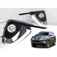 Wholesale 2016 TOYOTA All New Fortuner Auto Parts LED DRL Daytime Running Lights For Cars from china suppliers