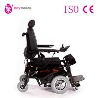 Wholesale Lightweight Standing Power Wheelchair 6 km/h Max Speed 1110X630X1280 mm from china suppliers