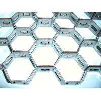 Wholesale SS316L Hexmesh Grid,S31603,Z3CND 18-12-02 Hexsteel,DIN 1.4404 Anker Feuerfest from china suppliers