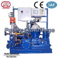 Wholesale Self Cleaning Fuel Handling Systems / 3 Phase Industrial Centrifuge from china suppliers