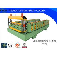 Wholesale 5.5 KW Wall Board Roll Forming Machinery with Automatic Length Measurement from china suppliers