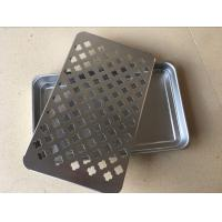 Buy cheap stainless steel beer drip tray with size customize from wholesalers