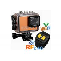 Wholesale CE / ROHS FHD DV Extreme Sports Camera Recorder / Digital Video Drift Action Cameras from china suppliers