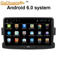 Wholesale Ouchuangbo car radio android 6.0 stereo for Renault Dacia with SWC USB bluetooth gps 1080 video 4*45 Watts amplifier from china suppliers