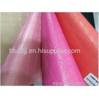 Wholesale Soft finished pu artificial leather fabric from china suppliers