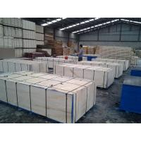 Wholesale WBP Phenolic film faced shutteringd plywood for concrete wall forms , Wear and weather resistant from china suppliers