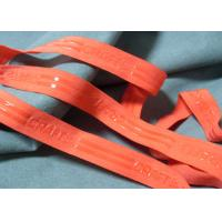 Wholesale Customized Non Elastic Cord , Thermal Transfer Printing Polyester Webbing from china suppliers