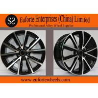 "Wholesale Auto Alloy Audi Replica Wheels For A1, 17"" Black Audi Wheels from china suppliers"