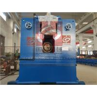 Wholesale YTJ-80B Hydraulic type H Beam Flange Straightening Machine , 11m*2sections Elevation type Conveyor from china suppliers